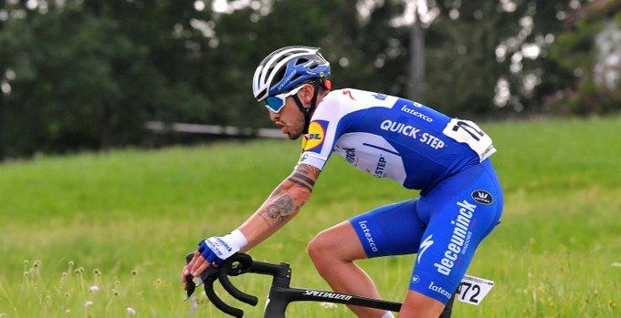Маттиа Каттанео получил травму позвоночника на Джиро делл'Эмилия-2020