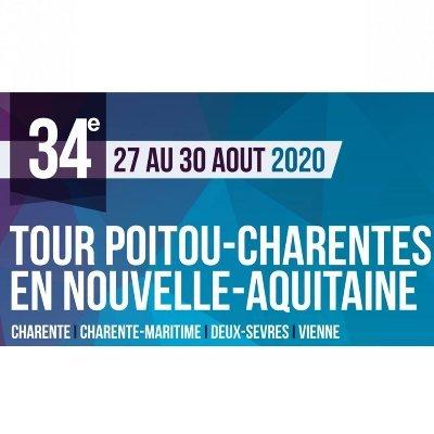 Tour Poitou-Charentes-2020. Этап 3 b