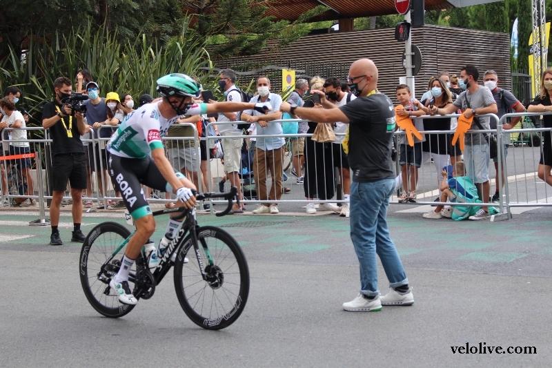 Старт Тур де Франс-2020 в Ницце