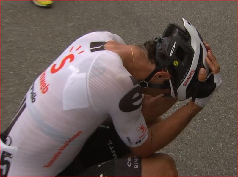 Майкл Мэттьюс уходит из велокоманды Sunweb