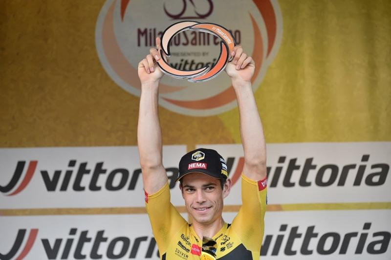 Ваут ван Арт – лучший спортсмен Бельгии по итогам 2020 года