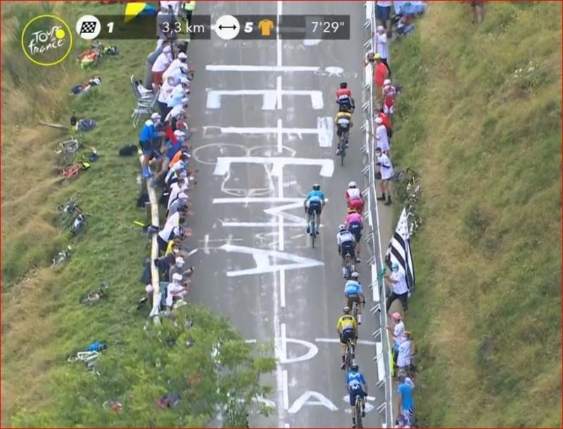 Адам Йейтс, Примож Роглич, Эган Берналь, Роман Барде, Наиро Кинтана, Микель Ланда о 8-м этапе Тур де Франс-2020