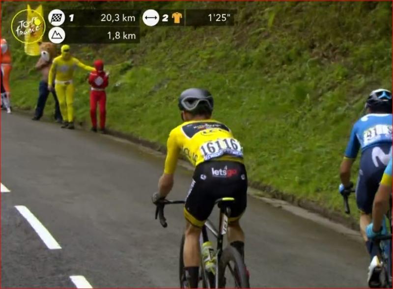 Адам Йейтс, Роман Барде, Ригоберто Уран, Наиро Кинтана о 9-м этапе Тур де Франс-2020