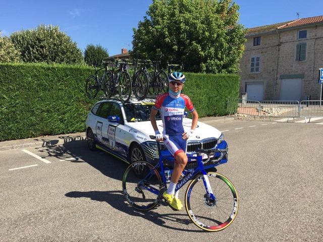 Рейн Таарамяэ переходит в велокоманду Circus-Wanty Gobert-Tormans