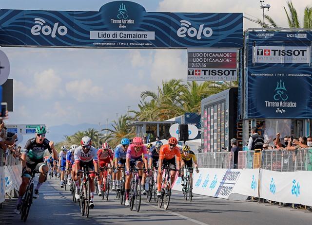 Паскаль Акерман – победитель 1-го этапа Тиррено-Адриатико-2020
