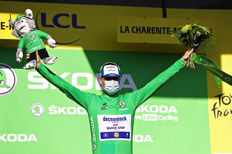 Сэм Беннетт – победитель 10-го этапа Тур де Франс-2020