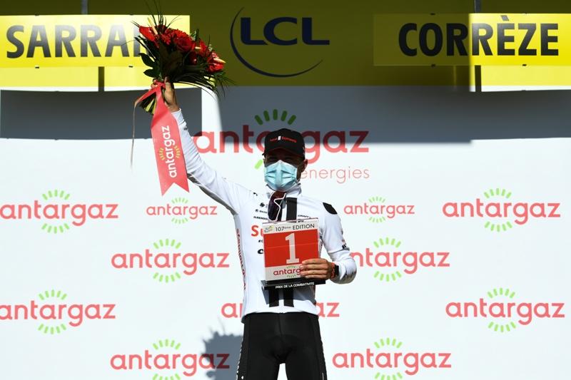 Марк Хирши – победитель 12 этапа Тур де Франс-2020