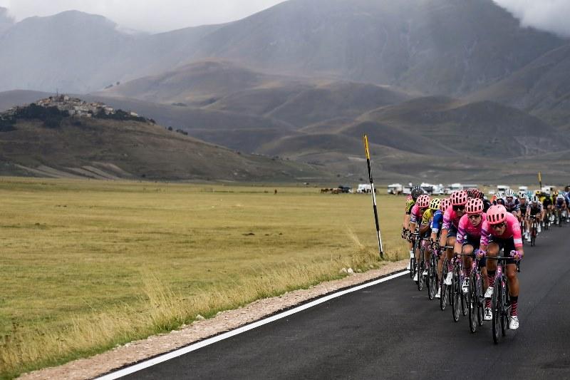 Лукас Хэмильтон – победитель 4 этапа Тиррено-Адриатико-2020
