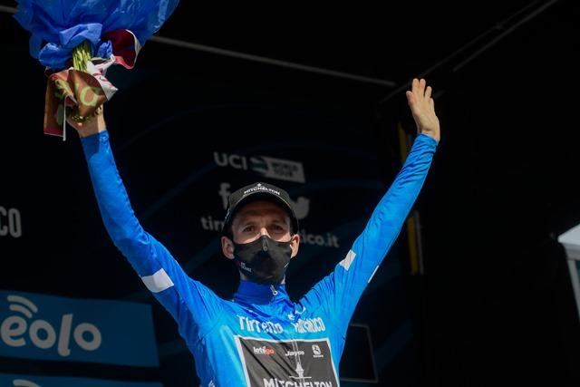 Саймон Йейтс, Герант Томас, Рафал Майка, Александр Власов о 5 этапе Тиррено-Адриатико-2020