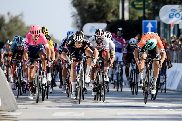 Тим Мерлье – победитель 6 этапа Тиррено-Адриатико-2020