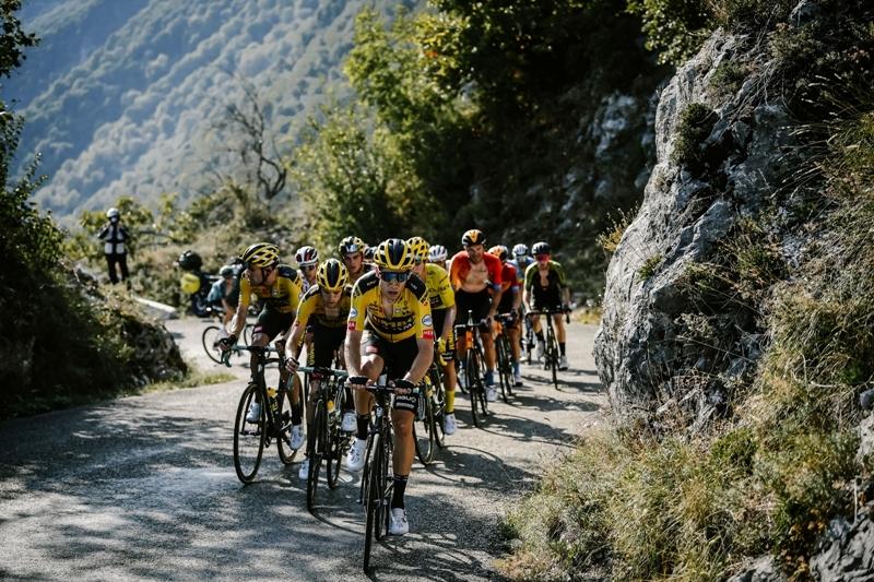 Страницы истории велоспорта: Тур де Франс - 2020