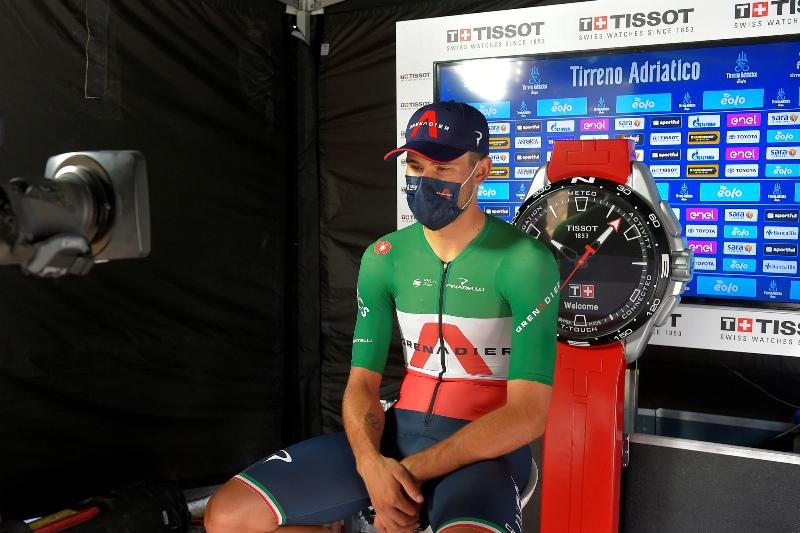 Филиппо Ганна – победитель 8-го этапа Тиррено-Адриатико-2020