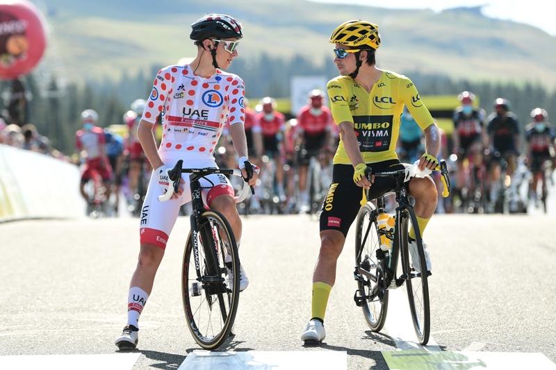 Примож Роглич, Тадей Погачар, Ричи Порт о 18-м этапе Тур де Франс-2020