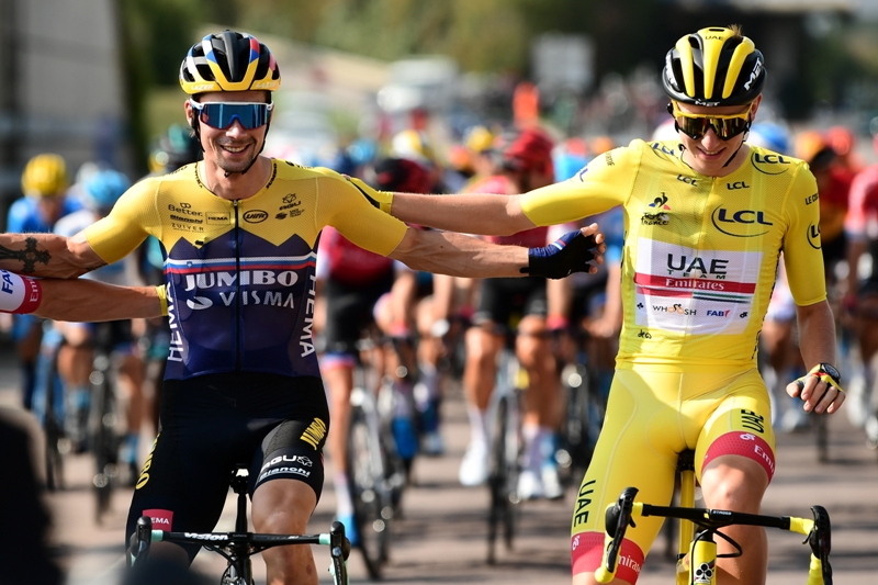Велокоманда Jumbo-Visma – подиум Тур де Франс-2020 и три победы на этапах