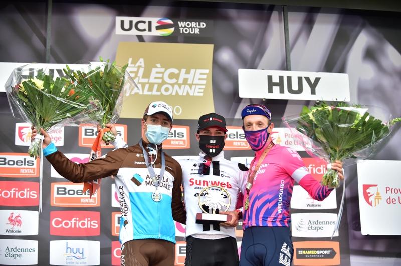 Марк Хирши – победитель Арденнской классики Флеш Валлонь-2020