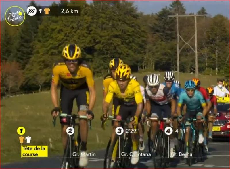 Ричи Порт и Мигель Лопес о 15-м этапе Тур де Франс-2020