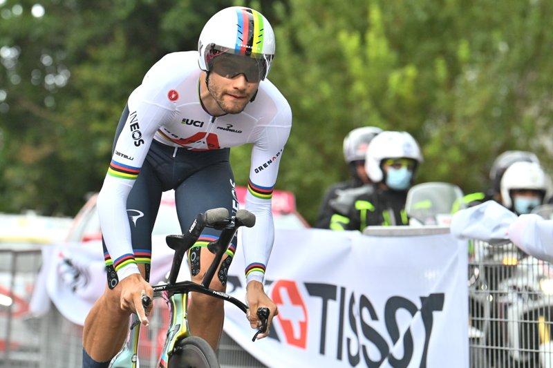 Филиппо Ганна - победитель 1-го этапа Джиро д'Италия-2020