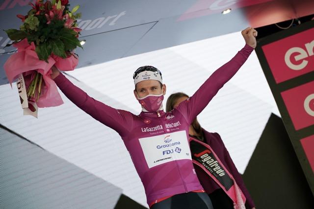 Фотогалерея 6-го этапа Джиро д'Италия-2020