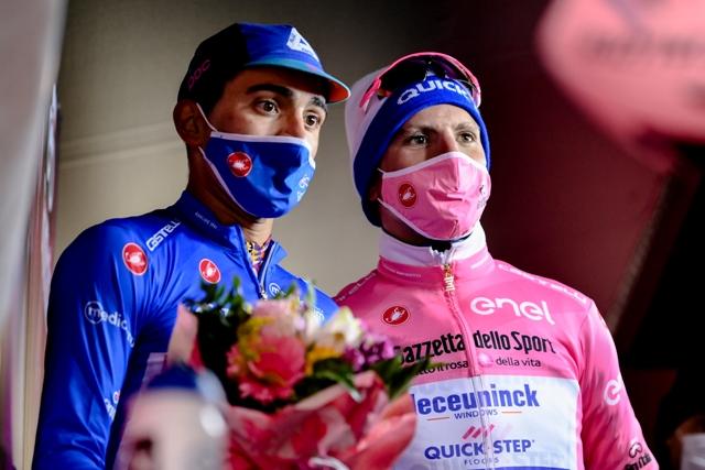 Рубен Геррейро – победитель 9 этапа Джиро д'Италия-2020