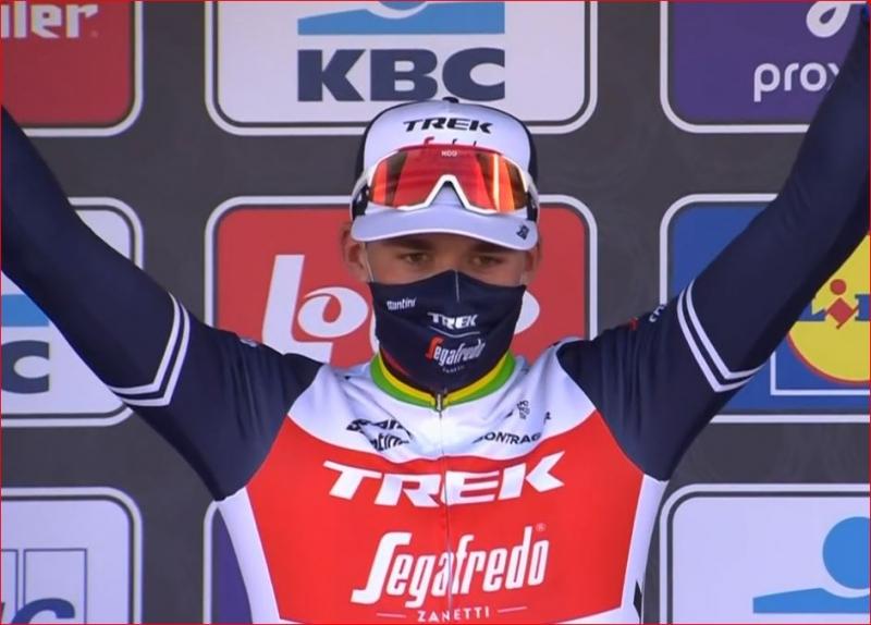 Мадс Педерсен – победитель Гент-Вевельгем-2020