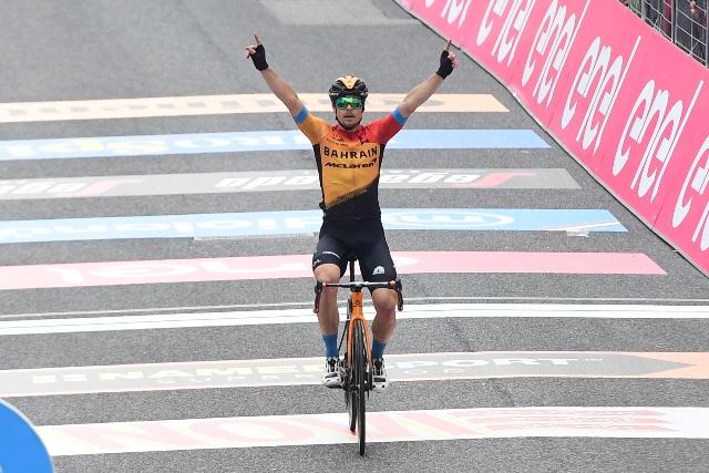 Фотогалерея 16-го этапа Джиро д'Италия-2020
