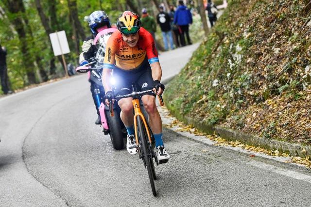 Ян Тратник – победитель 16-го этапа Джиро д'Италия-2020