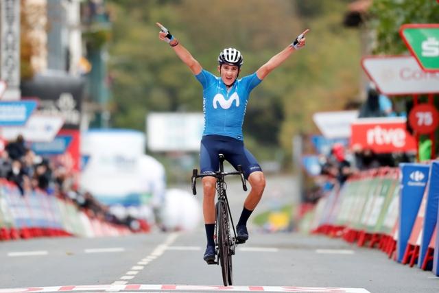 Марк Солер – победитель 2 этапа Вуэльты Испании-2020