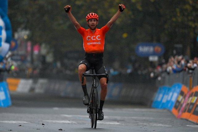 Фотогалерея 19-го этапа Джиро д'Италия-2020