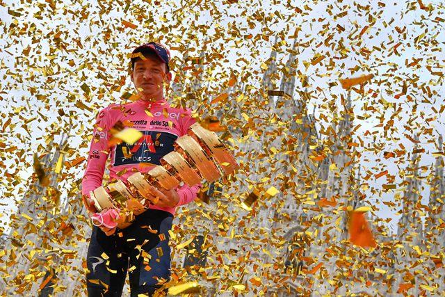 Тео Геоган Харт – победитель Джиро д'Италия-2020