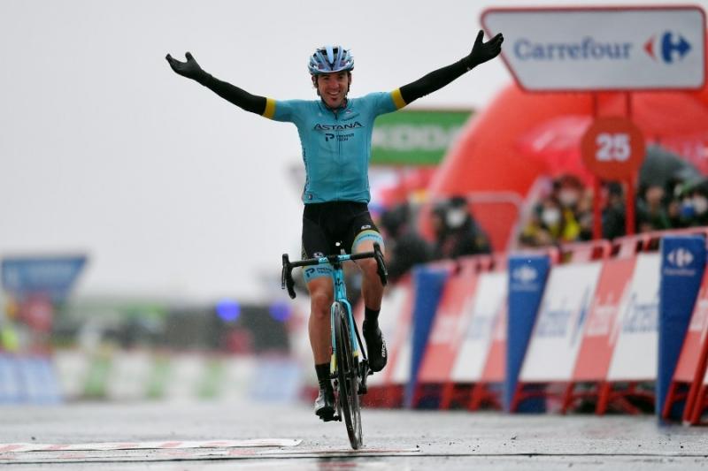Вуэльта Испании. Этап 6. Йон Исагирре одерживает красивую победу на вершине Арамон Формигаль