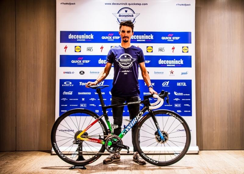 Льеж-Бастонь-Льеж-2020 – первая велогонка Жулиана Алафилиппа в качестве действующего чемпиона мира