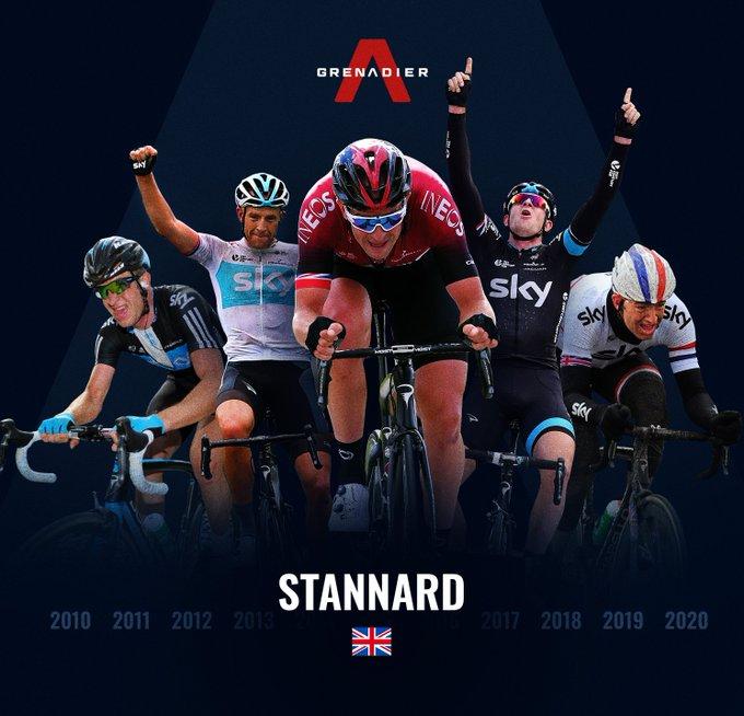 Иэн Стэннард вынужден завершить карьеру профессионального велогонщика