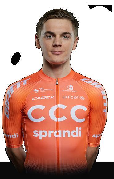 Савва Новиков подписал контракт с испанской велокомандой Kern Pharma