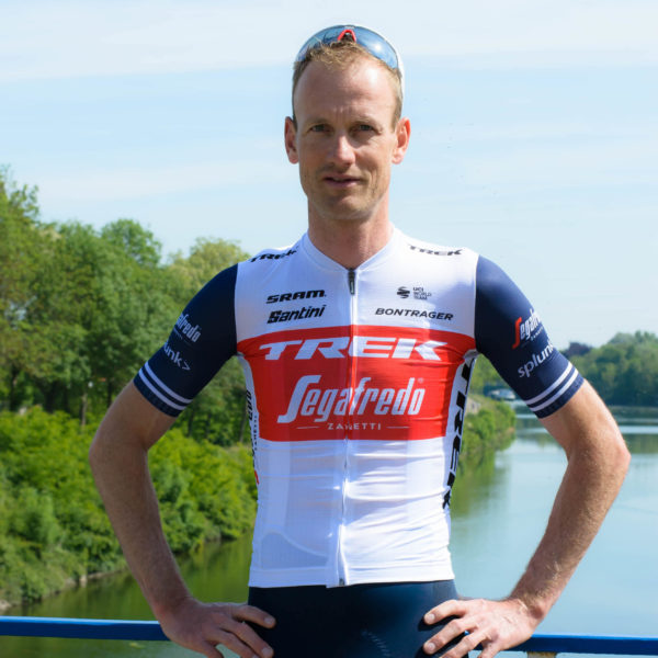 39-летний Питер Веенинг завершил карьеру профессионального велогонщика