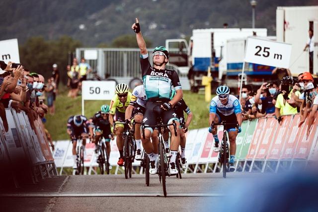 Велокоманда Bora-hansgrohe продлила контракт с Мартином Лаасом