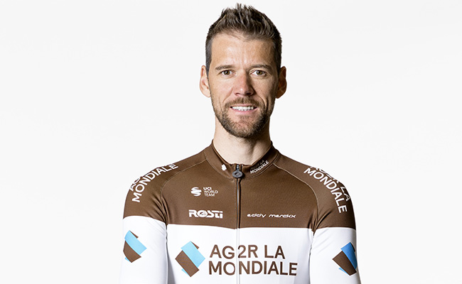 Стейн Ванденберг объявил о завершении карьеры профессионального велогонщика
