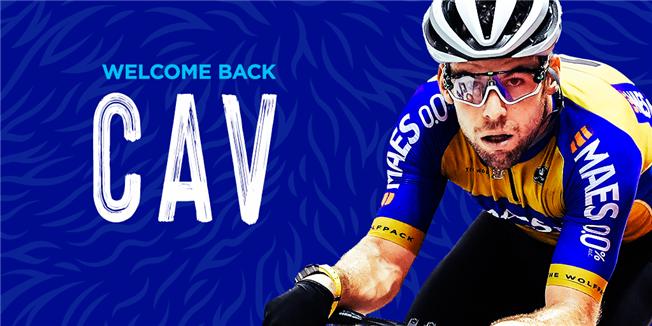 Марк Кэвендиш переходит в велокоманду Deceuninck-Quick Step