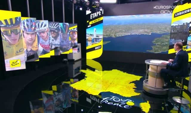Три гонки из календаря-2021 уже отменили, но «Тур де Франс» запланирован по графику