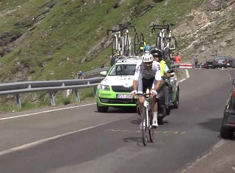 Давиде Ребеллин собирается продолжать карьеру велогонщика в 2021 году?