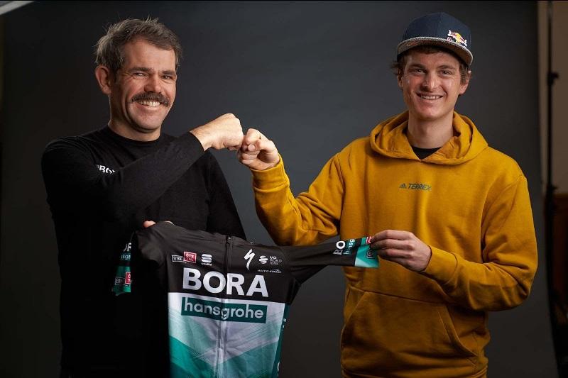 Антон Пальцер – ски-альпинист становится новым велогонщиком команды Bora-hansgrohe