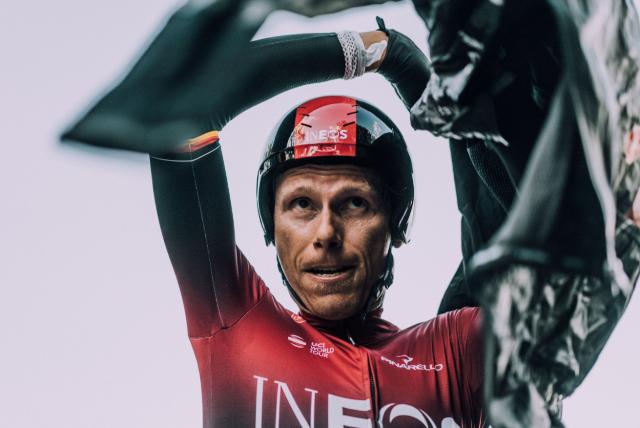 39-летний Кристиан Кнеес завершил карьеру профессионального велогонщика