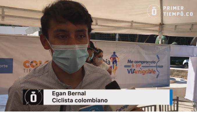 Эган Берналь: «Сейчас снова чувствую себя как настоящий велогонщик»