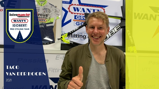 Тако ван дер Хоорн переходит в велокоманду Intermarche-Wanty-Gobert Materiaux