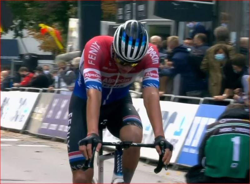 Матье ван дер Пул об участии в Тур де Франс-2021
