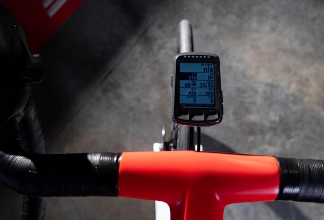 Команда AG2R Citroen и BMC представили новый велосипед команды на 2021 год
