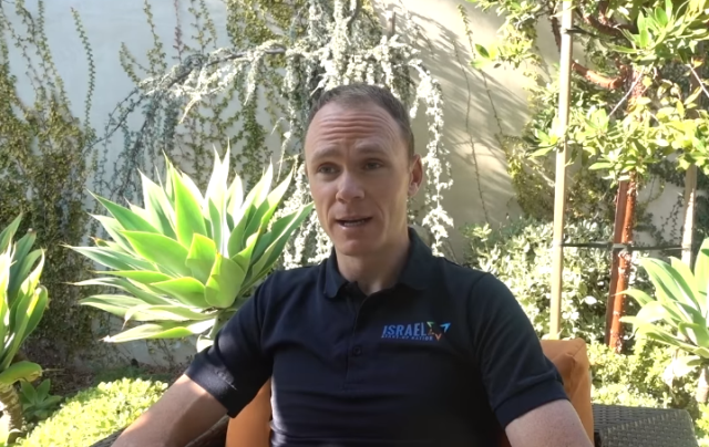 Крис Фрум: «Мои цели не изменились – хочу бороться за победу на Тур де Франс»