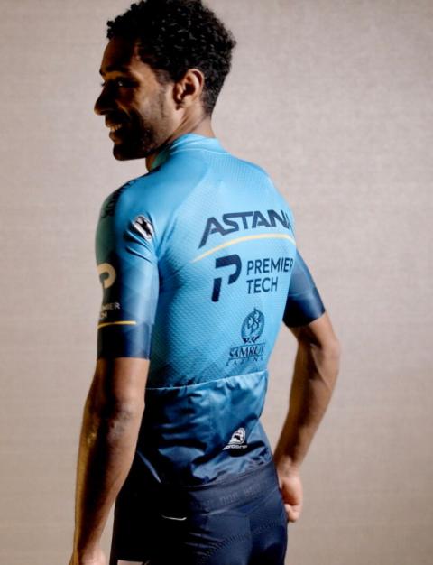 Велокоманда Astana – Premier Tech представила велоформу на 2021 год