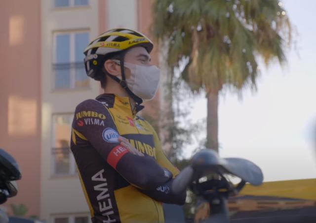 Том Дюмулин возвращается в велогонки