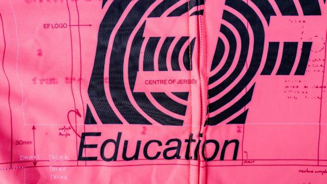 Велокоманда EF Education-Nippo представила велоформу на 2021 год