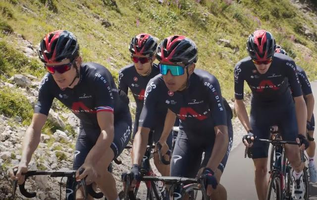 Дэйв Брэйлсфорд о распределении капитанов велокоманды Ineos Grenadiers на Гранд-туры